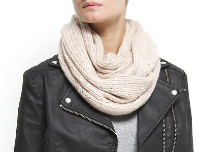 Snood-met-lovertjes